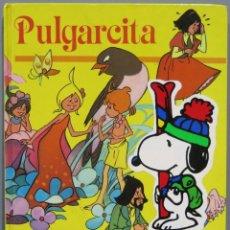 Libros de segunda mano: PULGARCITA. 6 CUENTOS DE ANDERSEN. VOLUMEN 2. Lote 227270745