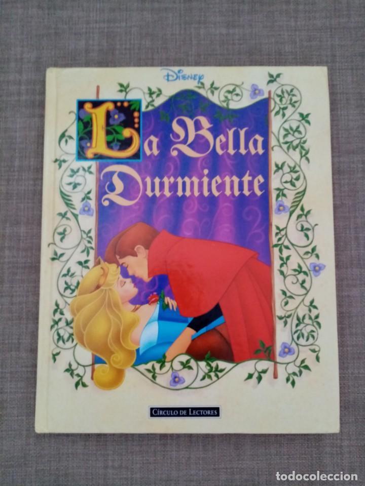 LA BELLA DURMIENTE WALT DISNEY CIRCULO DE LECTORES 1995 (Libros de Segunda Mano - Literatura Infantil y Juvenil - Cuentos)