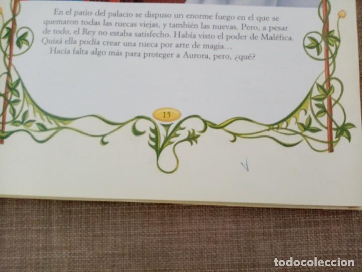 Libros de segunda mano: LA BELLA DURMIENTE WALT DISNEY CIRCULO DE LECTORES 1995 - Foto 4 - 227557635