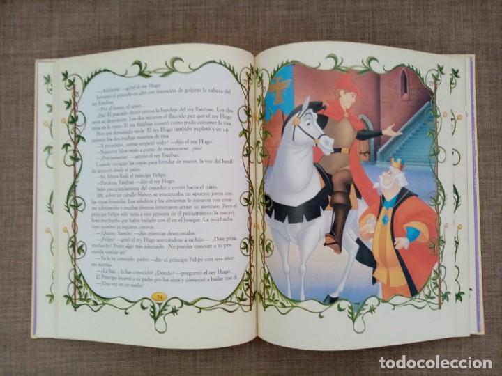 Libros de segunda mano: LA BELLA DURMIENTE WALT DISNEY CIRCULO DE LECTORES 1995 - Foto 5 - 227557635