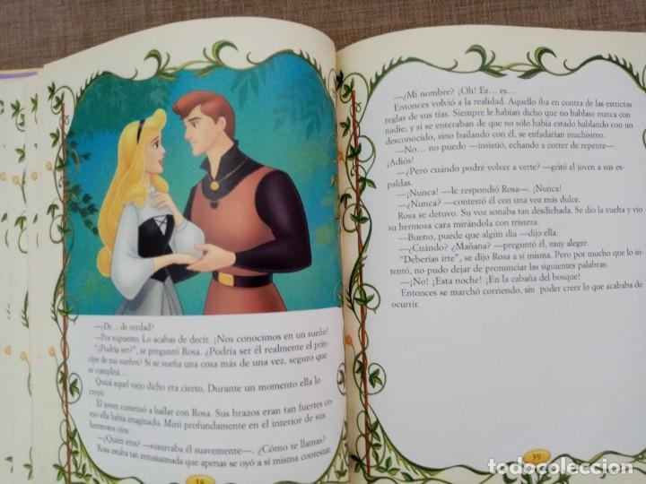 Libros de segunda mano: LA BELLA DURMIENTE WALT DISNEY CIRCULO DE LECTORES 1995 - Foto 7 - 227557635