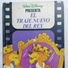 Libros de segunda mano: WALT DISNEY PRESENTA EL TRAJE NUEVO DEL REY. Lote 227723135