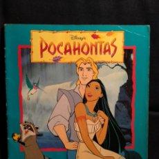 Libros de segunda mano: POCAHONTAS DISNEY'S. COLECCIONABLE. LB15. Lote 228153870
