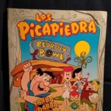 Libros de segunda mano: LOS PICAPIEDRA. COLECCIONABLE. LB15. Lote 228154585