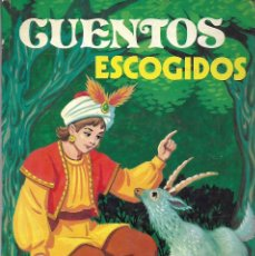 Libros de segunda mano: CUENTOS ESCOGIDOS VOLUMEN 12. SUSAETA 1979. Lote 228488770
