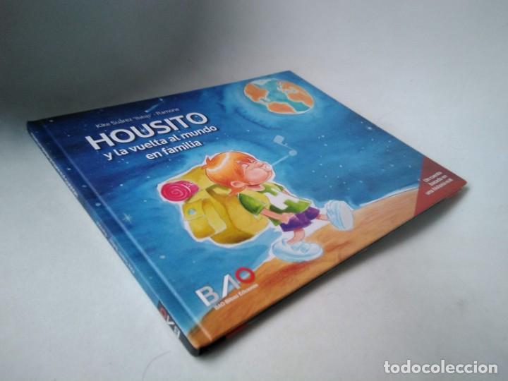 HOUSITO Y LA VUELTA AL MUNDO EN FAMILIA (Libros de Segunda Mano - Literatura Infantil y Juvenil - Cuentos)