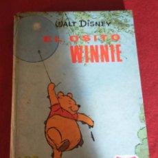 Libros de segunda mano: WALT DISNEY - EL OSITO WINNIE -- PELICULAS FAMOSAS - TAPA DURA-. Lote 228982680