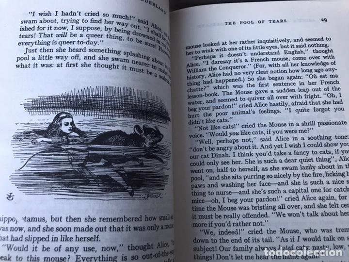 Libros de segunda mano: The complete ilustrated Lewis Carrol 1998 wordsworth edition - Foto 5 - 229100305