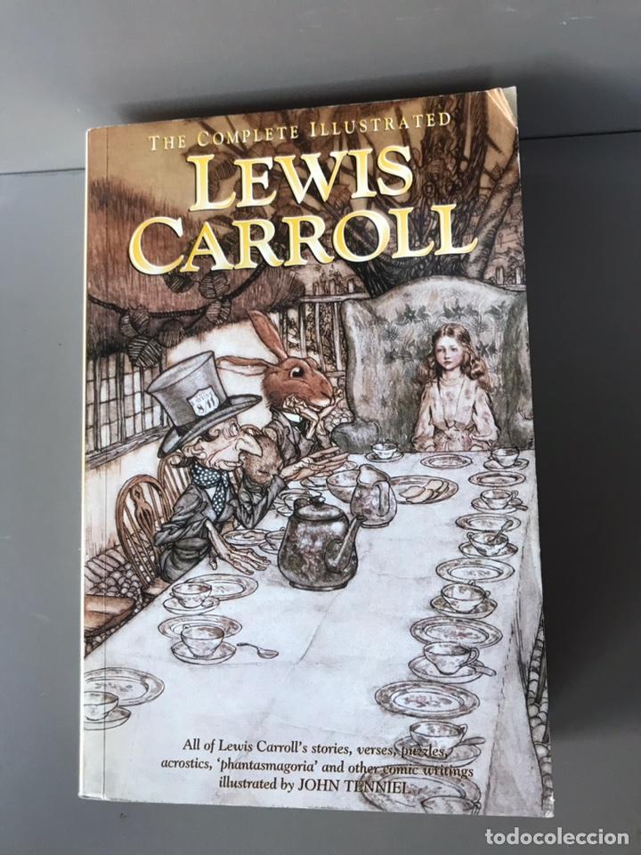 THE COMPLETE ILUSTRATED LEWIS CARROL 1998 WORDSWORTH EDITION (Libros de Segunda Mano - Literatura Infantil y Juvenil - Cuentos)