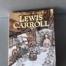 Libros de segunda mano: THE COMPLETE ILUSTRATED LEWIS CARROL 1998 WORDSWORTH EDITION. Lote 229100305