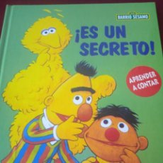 Libros de segunda mano: ¡ES UN SECRETO!. Lote 229298205
