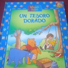 Libros de segunda mano: UN TESORO DORADO. Lote 229298790