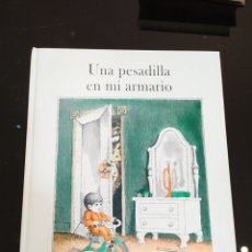 Libros de segunda mano: UNA PESADILLA EN MI ARMARIO. MERCER MAYER. Lote 230363765