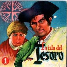 Libros de segunda mano: LA ISLA DEL TESORO (ED. COCA, S. F.). Lote 230561160