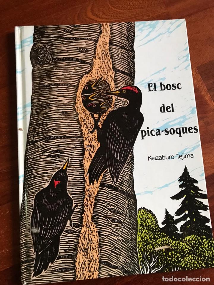 CONTE EL BOSC DEL PICA-SOQUES KEIZABURO TEJIMA (Libros de Segunda Mano - Literatura Infantil y Juvenil - Cuentos)