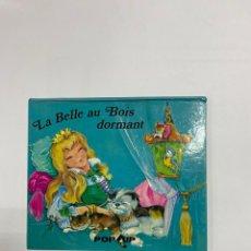 Libros de segunda mano: LA BELLE AU BOIS DORMANT. POP-UP. BELGICA, 1976. VER FOTOS. Lote 232413767