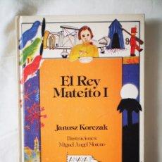 Libros de segunda mano: EL REY MATEITO I. Lote 232965270