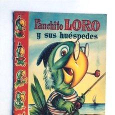 Libros de segunda mano: SABATÉS / PANCHITO LORO Y SUS HUÉSPEDES / ED. BRUGUERA AÑO 1959 / COLECCION CINCO Y UNO. Lote 233005430