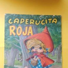 Libros de segunda mano: CAPERUCITA ROJA. GRANDES ALBUNES EVA. Lote 233274395