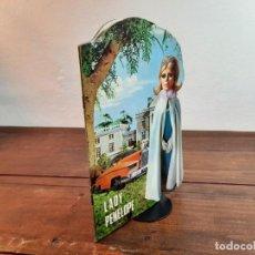 Libros de segunda mano: LADY PENELOPE (THUNDERBIRD, LOS GUARDIANES DEL ESPACIO) - CUENTO TROQUELADO Nº 75 - ED. VILCAR, 1967. Lote 233404355