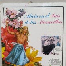 Libros de segunda mano: ALICIA EN EL PAÍS DE LAS MARAVILLAS- EDITORIAL RM BARCELONA - AÑO 1978. Lote 233669305