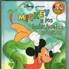 Libros de segunda mano: MICKEY Y LAS HABICHUELAS MÁGICAS - DISNEY CLUB DEL LIBRO - SALVAT. Lote 233909320