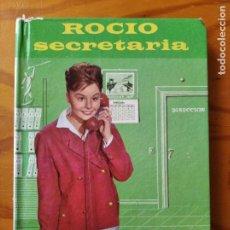 Libros de segunda mano: ROCIO DURCAL SECRETARIA - COLECCION DE FELICIDAD Nº 2 , 1963 -. Lote 234622525