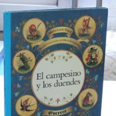 Libros de segunda mano: EL CAMPESINO Y LOS DUENDES.- MARIA KONOPNICKA. Lote 234899350