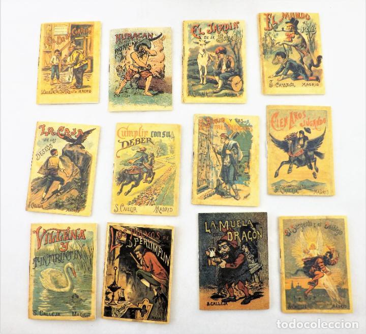 Libros de segunda mano: LOS CUENTOS DE CALLEJA Cuentos Fantásticos - Foto 2 - 235895090