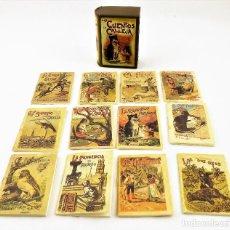 Libros de segunda mano: LOS CUENTOS DE CALLEJA CUENTOS DE ANIMALES. Lote 235895795