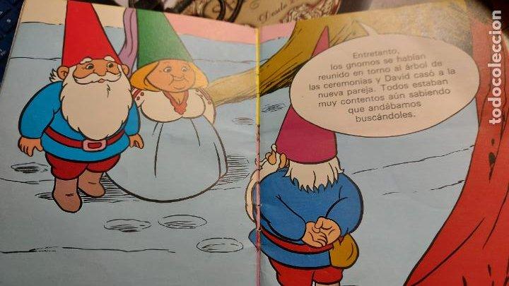 Libros de segunda mano: CUENTO DE LA BODA DE DAVID EL GNOMO - Foto 2 - 236054925