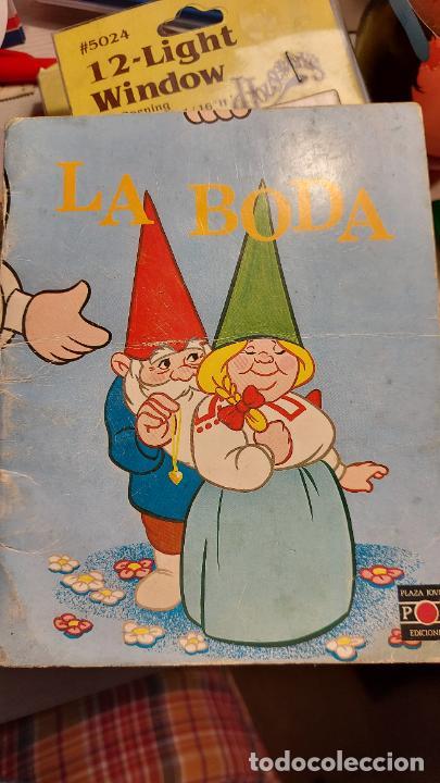 Libros de segunda mano: CUENTO DE LA BODA DE DAVID EL GNOMO - Foto 5 - 236054925