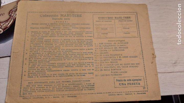 Libros de segunda mano: COLECCION MARI TERE EL HADA FANTASIA - Foto 2 - 236243335