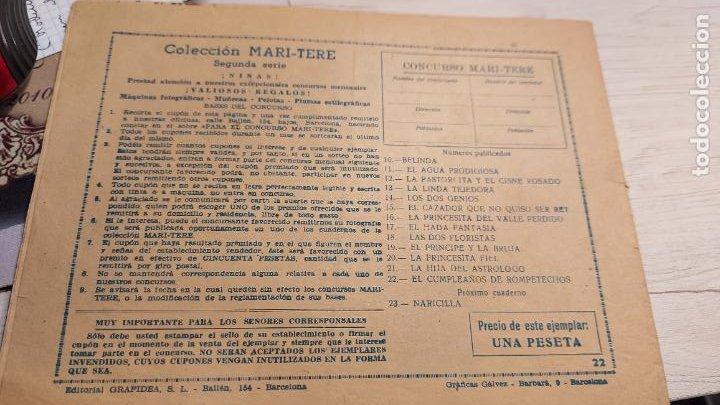 Libros de segunda mano: COLECCION MARI TERE EL CUMPLEAÑOS DE ROMPETECHOS - Foto 2 - 236243735