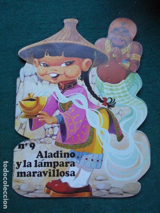 CUENTO EDITORIAL MAVES 1981 COLECCION CLASICOS Nº 9 ALADINO Y LA LAMPARA MARAVILLOSA (Libros de Segunda Mano - Literatura Infantil y Juvenil - Cuentos)