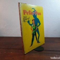 Libros de segunda mano: PETER PAN - WALT DISNEY - GRANDES ALBUMES JUVENTUD, 1953, BARCELONA. Lote 237400905