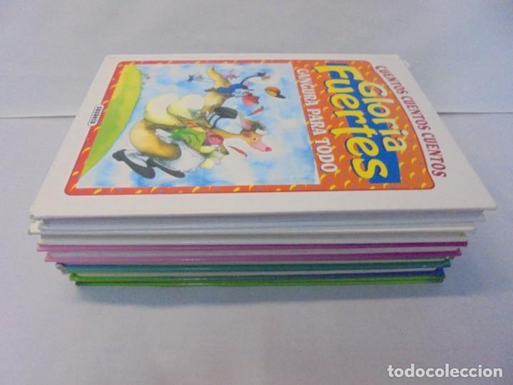 Libros de segunda mano: GLORIA FUERTES. 6 VOLUMENES. CANGURA PARA TODO. EL PULPO EN UN GARAJE. LA SELVA EN VERSO.. SUSAETA - Foto 5 - 237747540