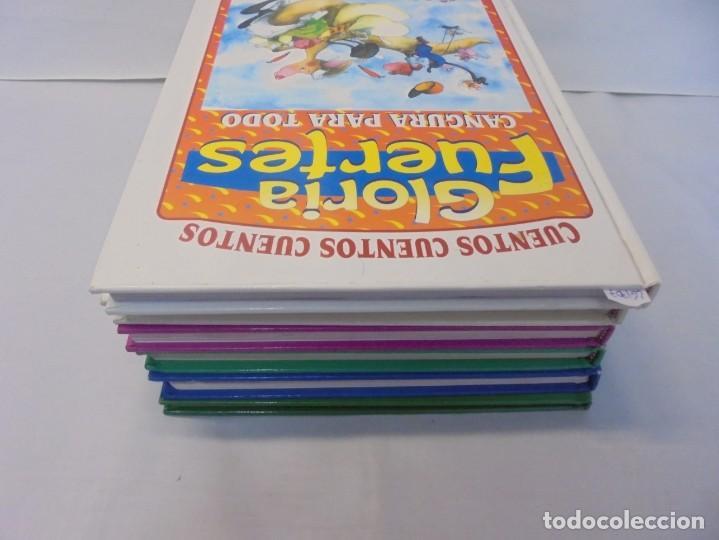 Libros de segunda mano: GLORIA FUERTES. 6 VOLUMENES. CANGURA PARA TODO. EL PULPO EN UN GARAJE. LA SELVA EN VERSO.. SUSAETA - Foto 6 - 237747540