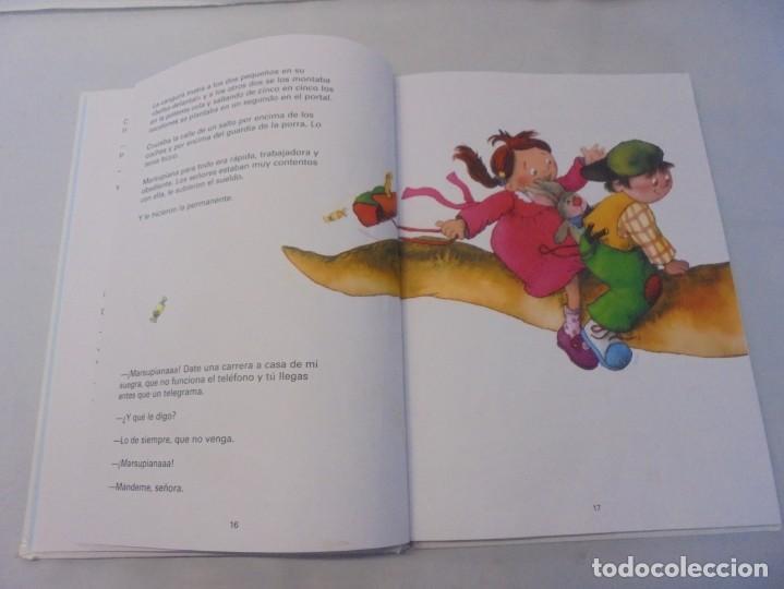 Libros de segunda mano: GLORIA FUERTES. 6 VOLUMENES. CANGURA PARA TODO. EL PULPO EN UN GARAJE. LA SELVA EN VERSO.. SUSAETA - Foto 9 - 237747540