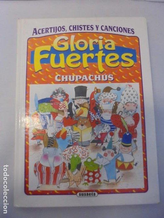 Libros de segunda mano: GLORIA FUERTES. 6 VOLUMENES. CANGURA PARA TODO. EL PULPO EN UN GARAJE. LA SELVA EN VERSO.. SUSAETA - Foto 13 - 237747540