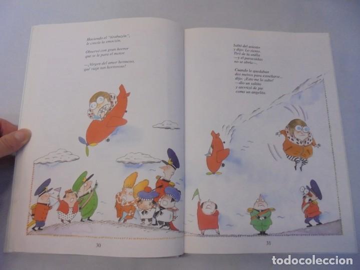 Libros de segunda mano: GLORIA FUERTES. 6 VOLUMENES. CANGURA PARA TODO. EL PULPO EN UN GARAJE. LA SELVA EN VERSO.. SUSAETA - Foto 15 - 237747540