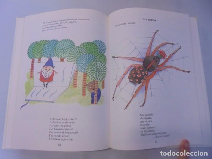 Libros de segunda mano: GLORIA FUERTES. 6 VOLUMENES. CANGURA PARA TODO. EL PULPO EN UN GARAJE. LA SELVA EN VERSO.. SUSAETA - Foto 16 - 237747540