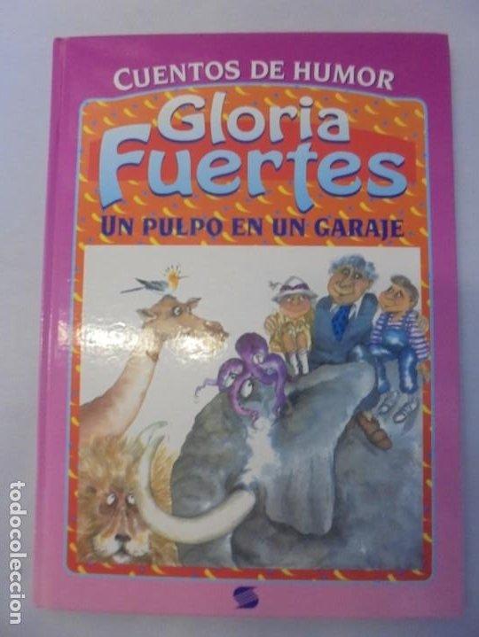 Libros de segunda mano: GLORIA FUERTES. 6 VOLUMENES. CANGURA PARA TODO. EL PULPO EN UN GARAJE. LA SELVA EN VERSO.. SUSAETA - Foto 19 - 237747540