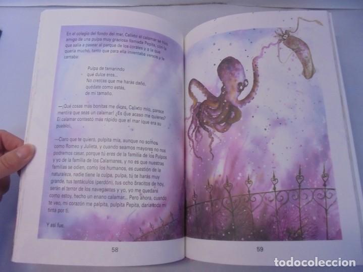 Libros de segunda mano: GLORIA FUERTES. 6 VOLUMENES. CANGURA PARA TODO. EL PULPO EN UN GARAJE. LA SELVA EN VERSO.. SUSAETA - Foto 22 - 237747540