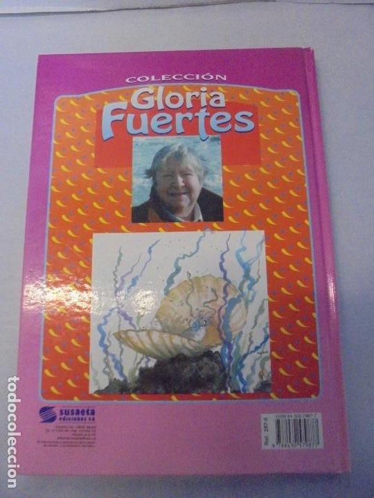 Libros de segunda mano: GLORIA FUERTES. 6 VOLUMENES. CANGURA PARA TODO. EL PULPO EN UN GARAJE. LA SELVA EN VERSO.. SUSAETA - Foto 24 - 237747540