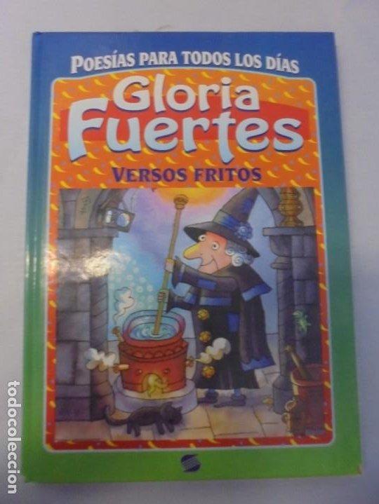 Libros de segunda mano: GLORIA FUERTES. 6 VOLUMENES. CANGURA PARA TODO. EL PULPO EN UN GARAJE. LA SELVA EN VERSO.. SUSAETA - Foto 31 - 237747540