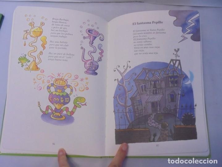 Libros de segunda mano: GLORIA FUERTES. 6 VOLUMENES. CANGURA PARA TODO. EL PULPO EN UN GARAJE. LA SELVA EN VERSO.. SUSAETA - Foto 34 - 237747540