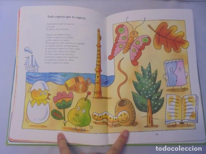 Libros de segunda mano: GLORIA FUERTES. 6 VOLUMENES. CANGURA PARA TODO. EL PULPO EN UN GARAJE. LA SELVA EN VERSO.. SUSAETA - Foto 35 - 237747540