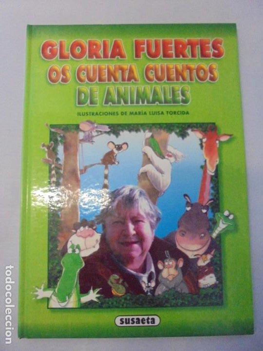 Libros de segunda mano: GLORIA FUERTES. 6 VOLUMENES. CANGURA PARA TODO. EL PULPO EN UN GARAJE. LA SELVA EN VERSO.. SUSAETA - Foto 39 - 237747540