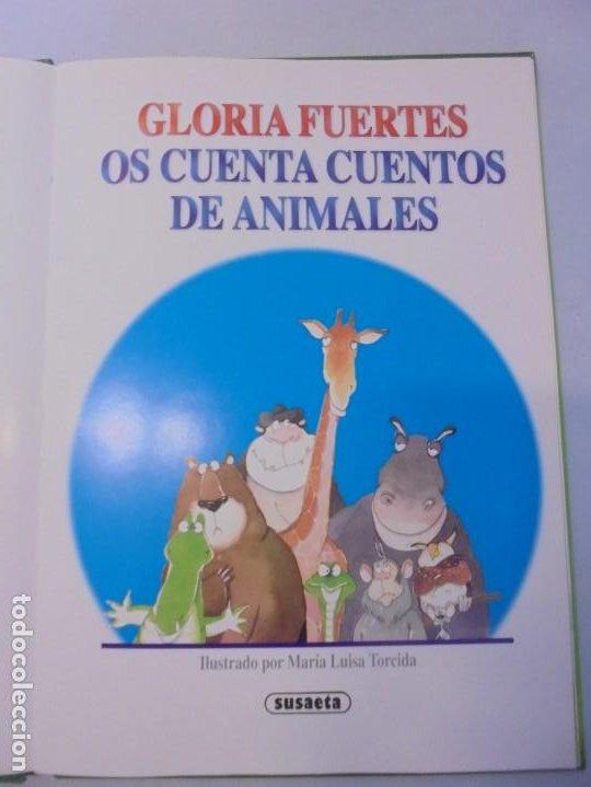 Libros de segunda mano: GLORIA FUERTES. 6 VOLUMENES. CANGURA PARA TODO. EL PULPO EN UN GARAJE. LA SELVA EN VERSO.. SUSAETA - Foto 40 - 237747540